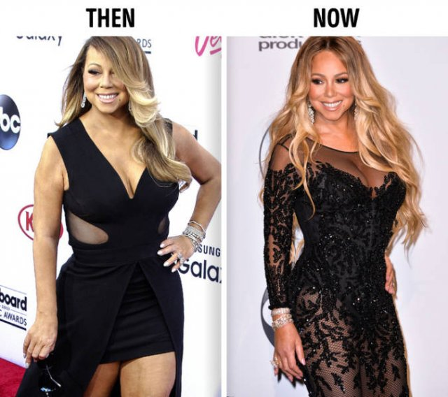 Celebrities: Great Weight Loss
