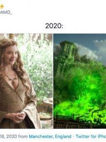 My Plans Vs. 2020 Memes