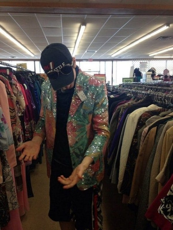 Thrift Shop Treasures, part 5