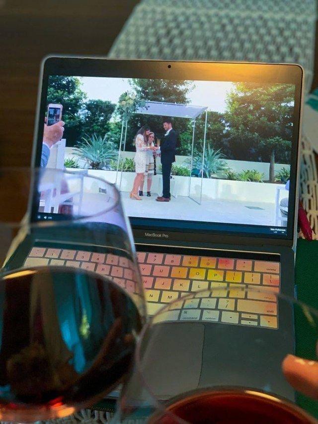 Weddings During Quarantine
