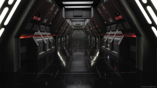 Star Wars Zoom Backgrounds