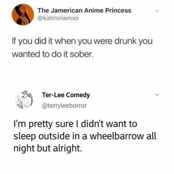 Funny Tweets, part 30