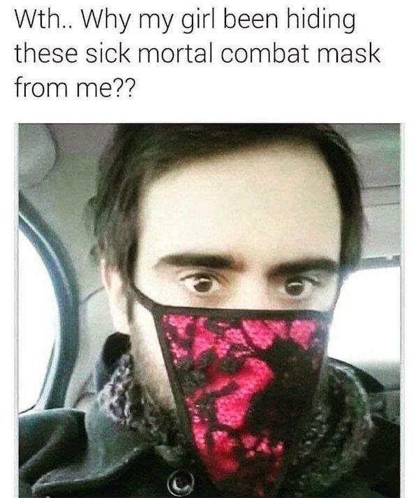 Mask Memes