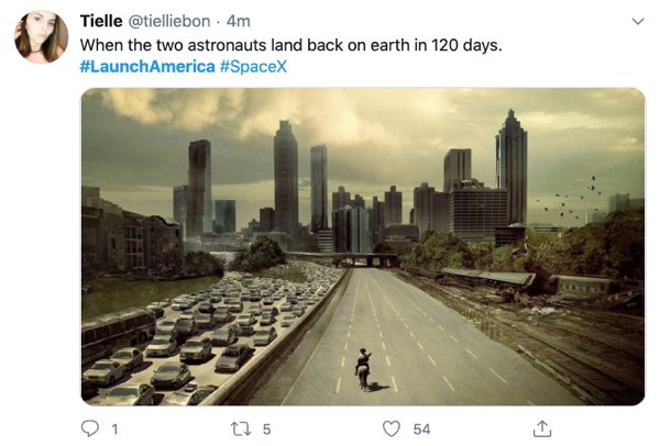 #LaunchAmerica Tweets
