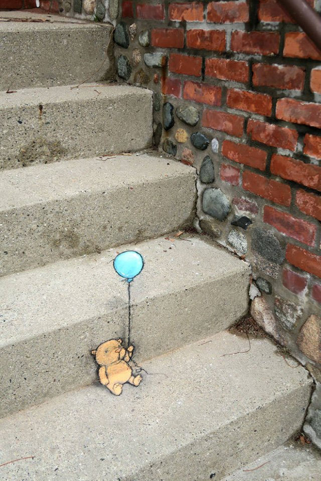 3D Art By David Zinn
