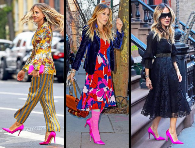 Celebrities Who Love Particular Clothes