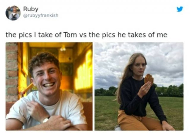 Pictures Of Each Other: The Difference Between Men And Women