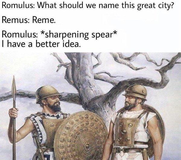 History Memes, part 7