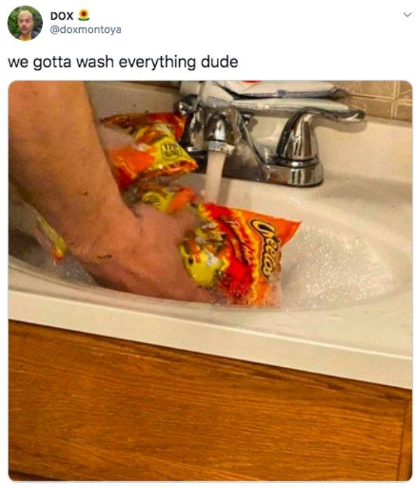 Quarantine Memes, part 5