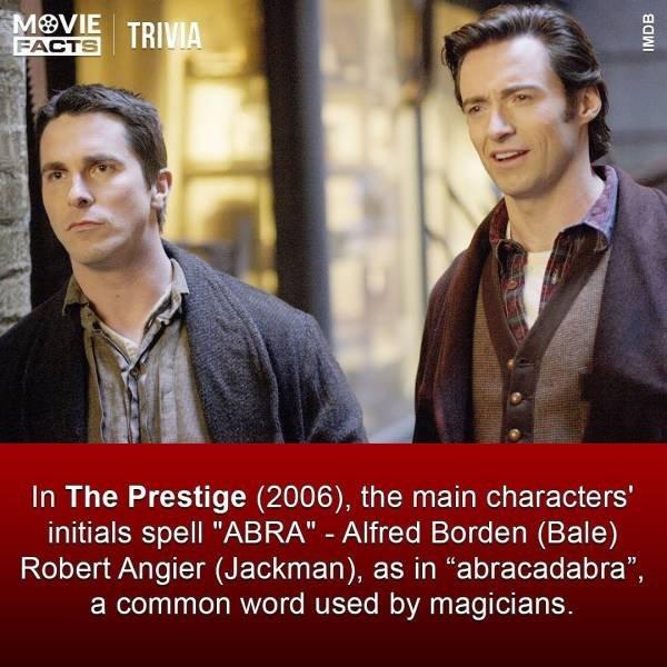 Movie Facts, part 7