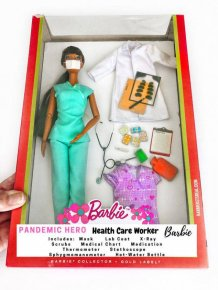 Quarantine Barbies
