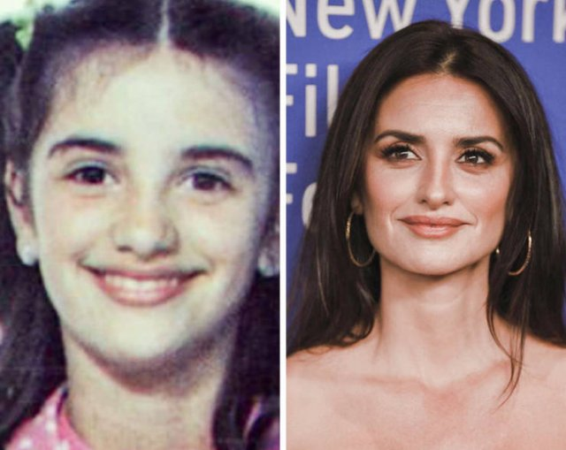 Celebrities Before They Were Famous, part 2