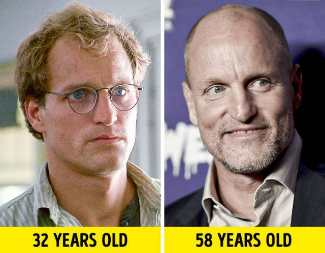 Male Celebrities Who Have Aged Well