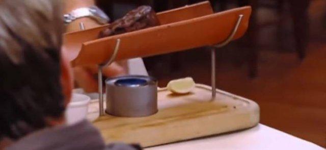 Weird Ways Of Food Serving