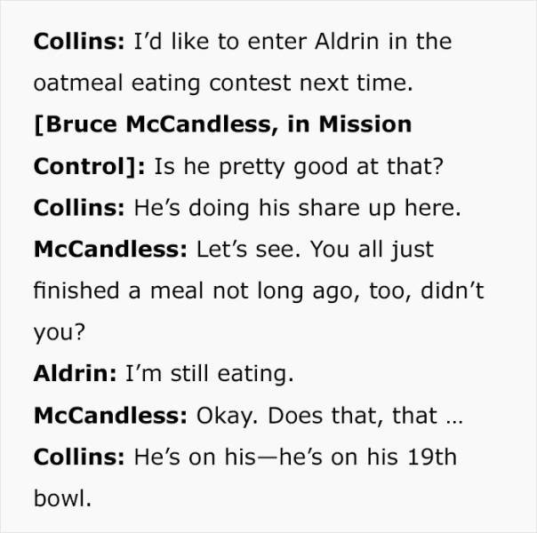 NASA Archives: Real Conversations From Apollo 11, part 11