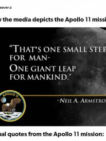 NASA Archives: Real Conversations From Apollo 11