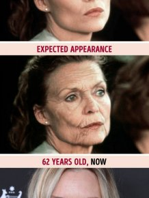 If Celebrities Aged Like Common People