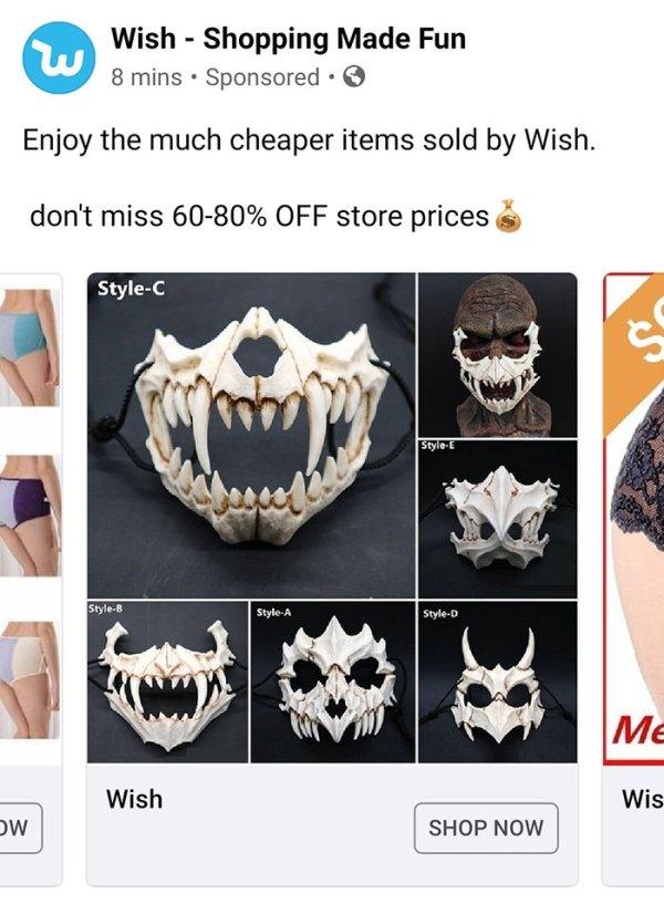 Wish Ads