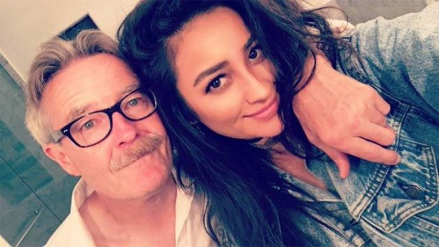 Actresses With Their Fathers