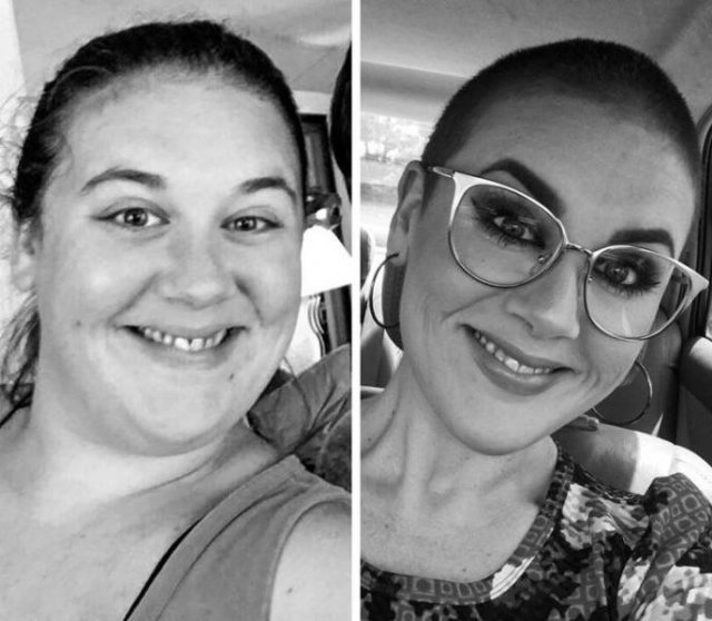 People Share Their Transformations