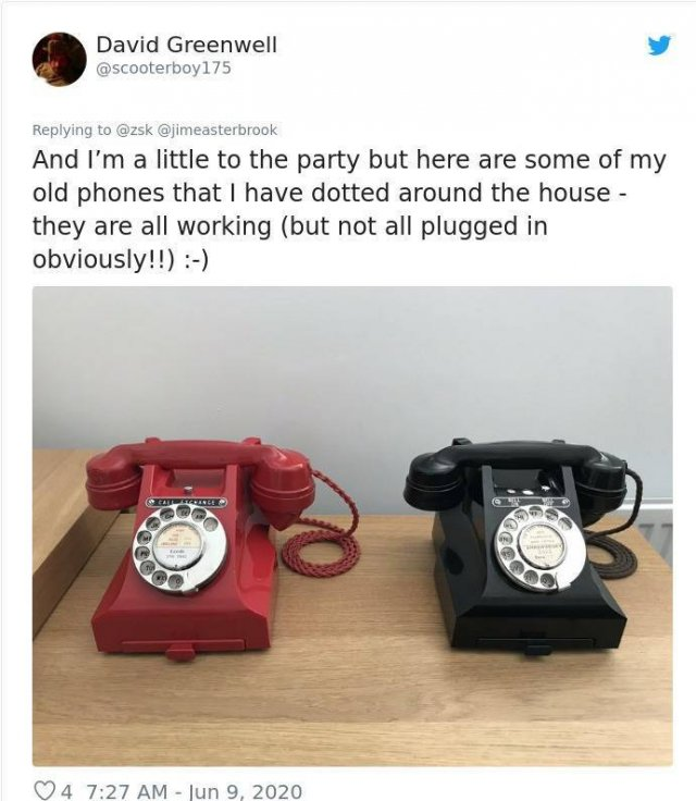 People Share Their Oldest Gadgets