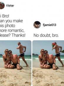 Photoshop Trolling