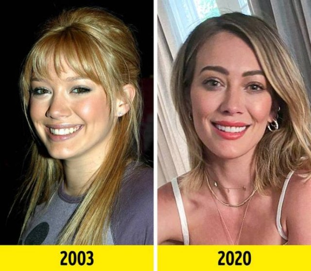 These Celebrities Changed A Lot