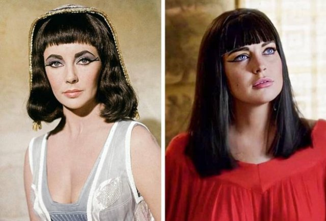Actors And Actresses Who Played Other Actors From The Past