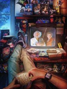 Nostalgic Art
