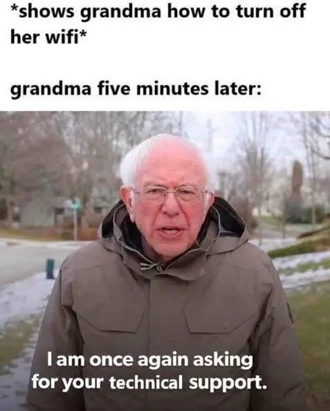 Grandma Memes, part 2