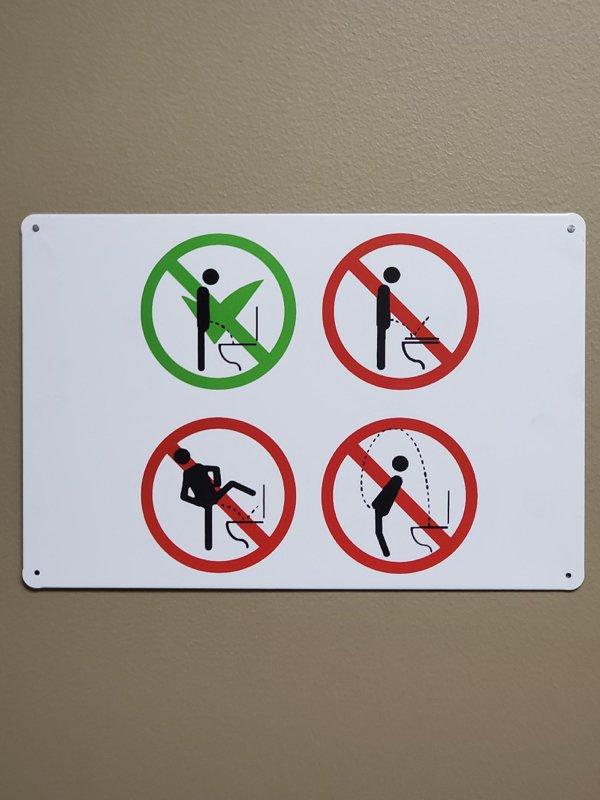 Weird Signs, part 4