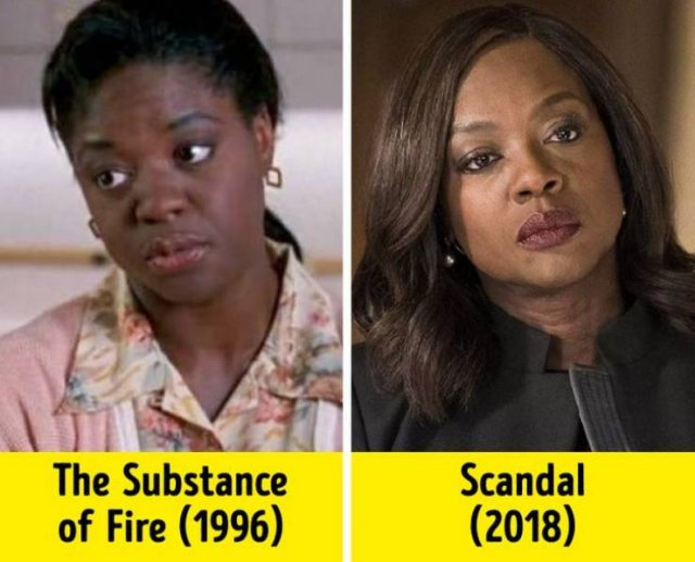 Celebrities: Then And Now, part 16