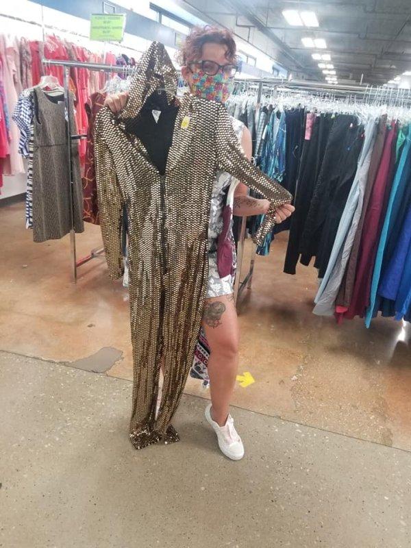 Thrift Shop Treasures, part 7