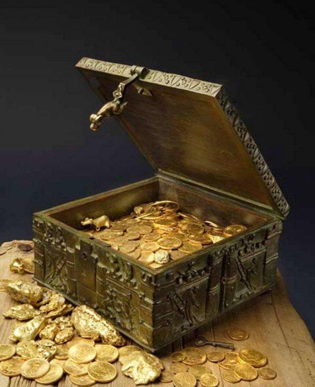 $1 Million Dollar Treasure Found After A 10-Year Hunt