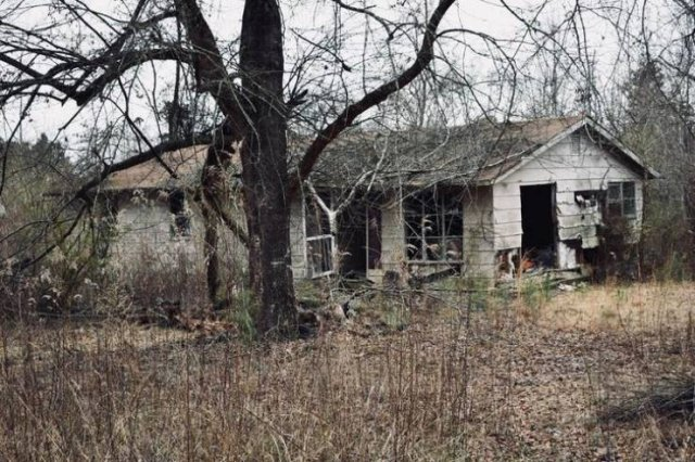 Abandoned Places, part 7