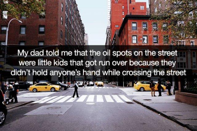 Parent's Lies