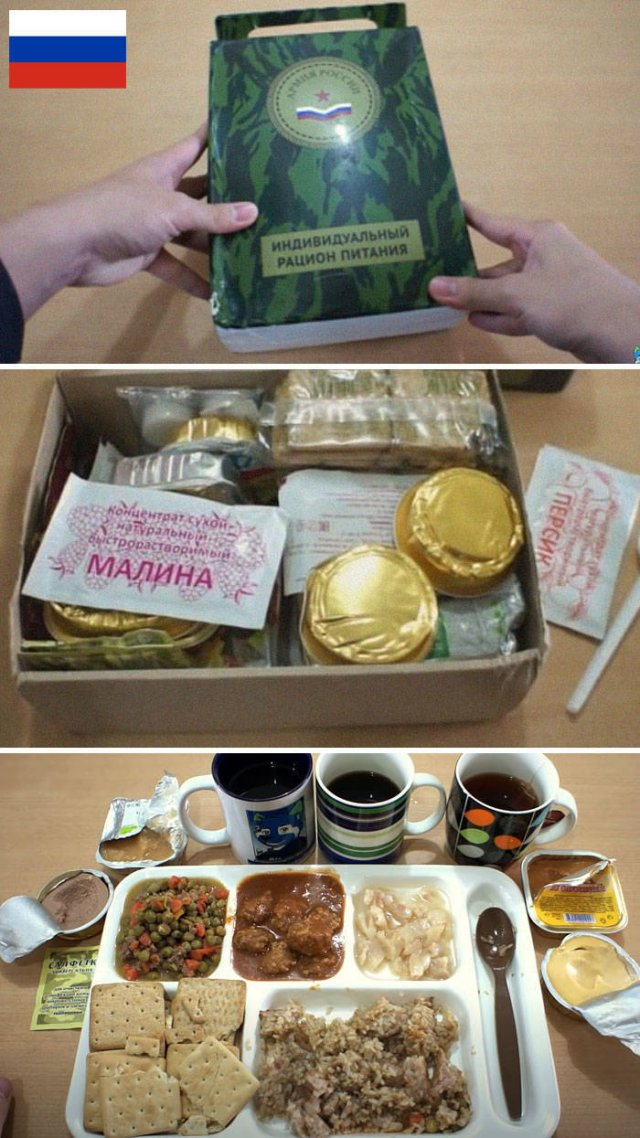 Military Food Rations