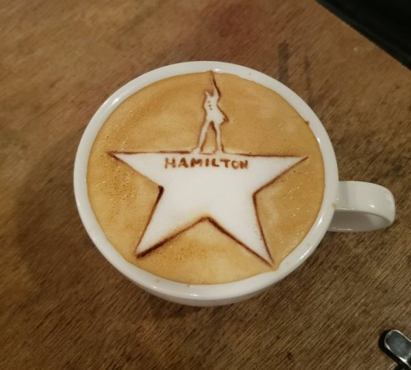 Coffee Art, part 2