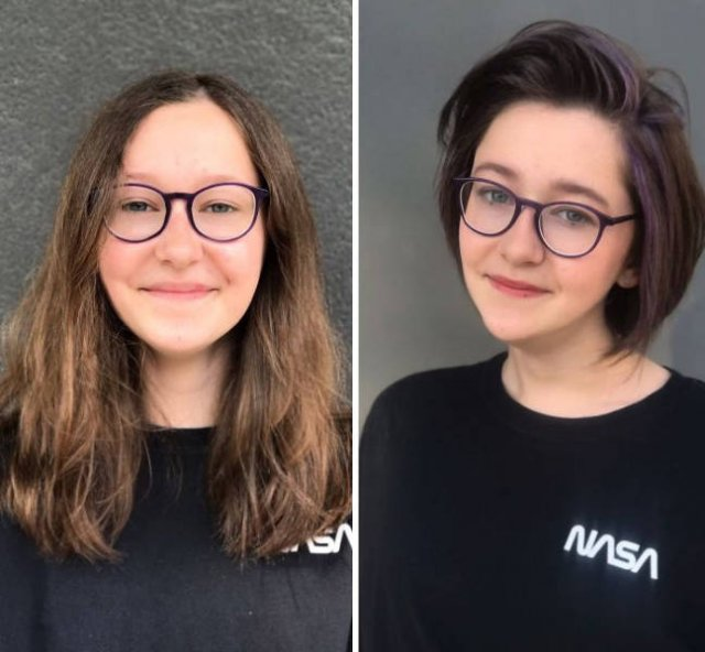 Hairstyles Changing