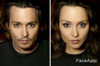 Gender Swap Celebrities