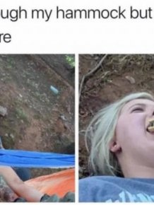 Camping Struggles