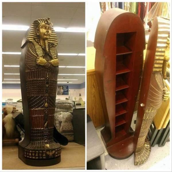 Cheap Thrift Shop Treasures