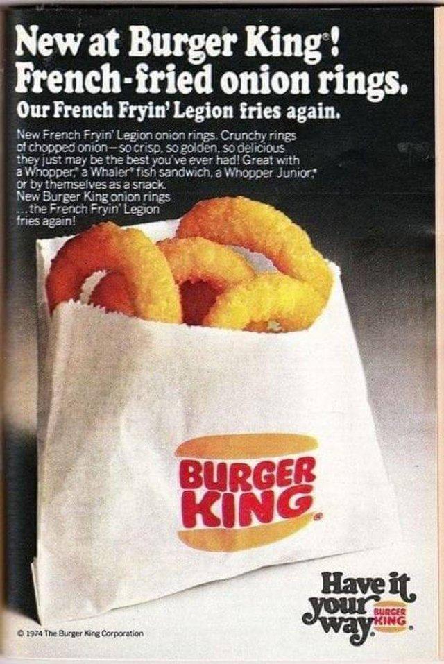 Vintage Brand Ads