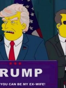 When 'The Simpsons' Creators Know Something