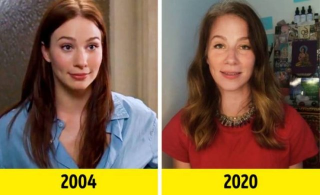 '13 Going on 30 Cast: Then And Now