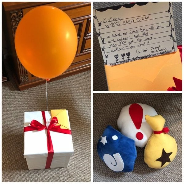 People Share Their Birthday Presents