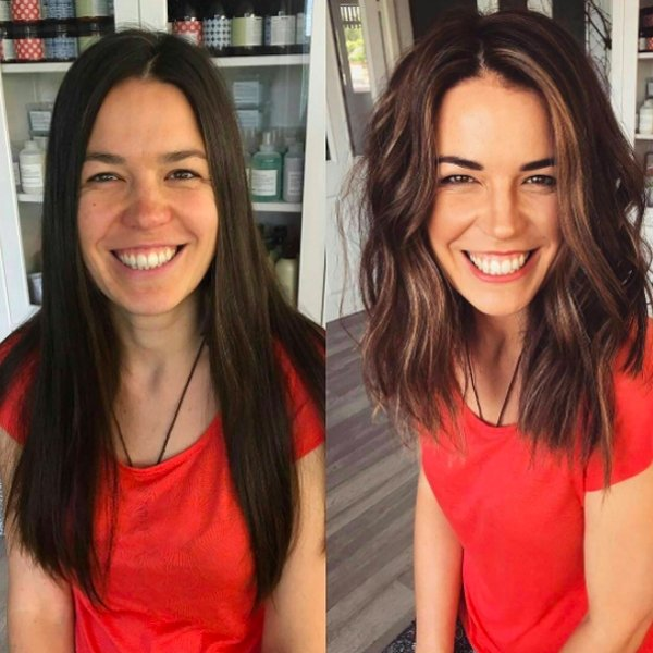 Great Hairstyles Transformations