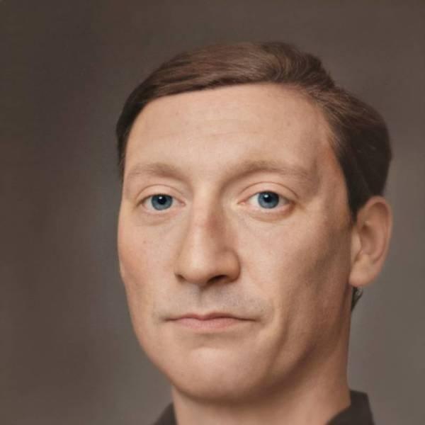 Famous Figures Appearances Creation By Bas Uterwijk