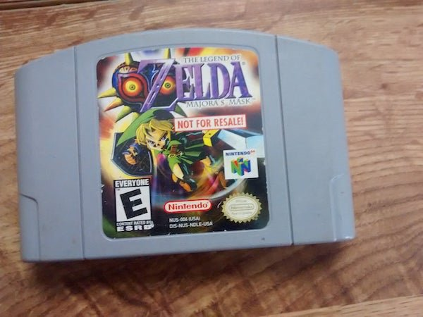 Expensive N64 Games
