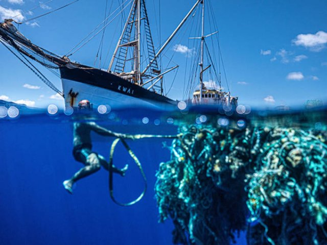 103-Ton Haul Of Plastic Garbage Was Removed From The Great Pacific Garbage Patch